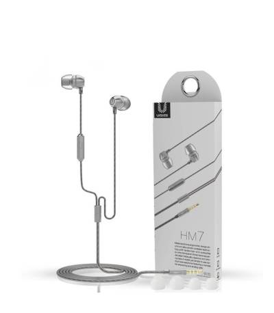 Uiisii HM7 Super Bass Stereo Earphone
