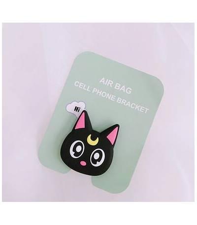 Air bag cell phone bracket Cartoon Stitch Winnie Ryan mickey
