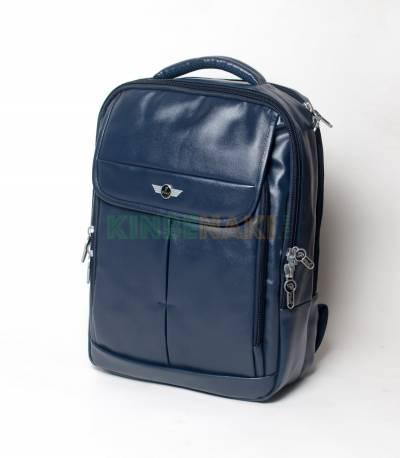 Pilot Dark Navy Blue Men's Backpack