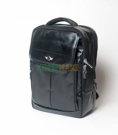 Pilot Black Men's Backpack