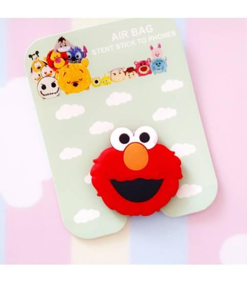 Air Bag Cell Phone Bracket shin-chan Finger Holder