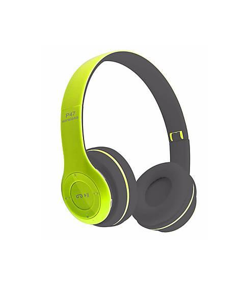 P47 - Wireless Bluetooth Headphone Red colour
