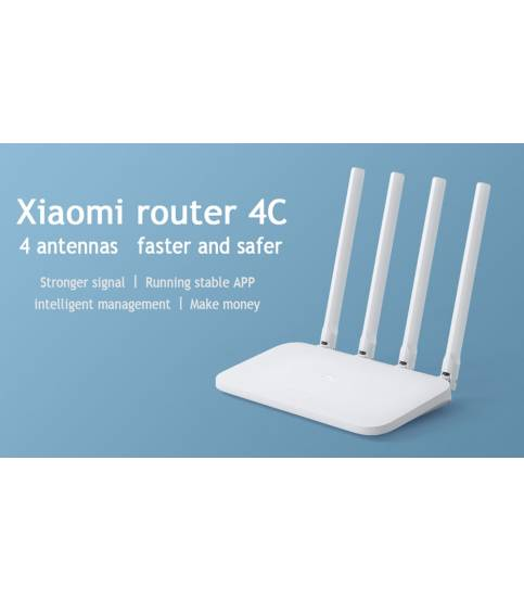 Mi Router 4C Wireless Router