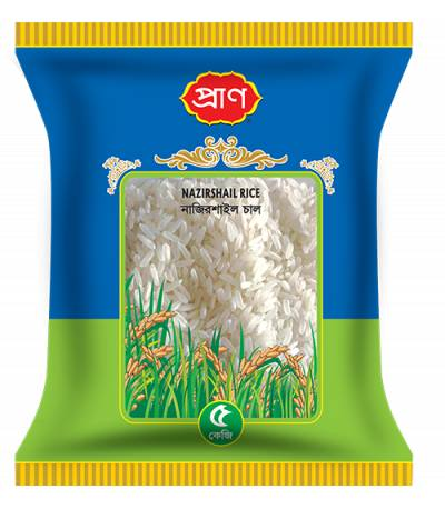PRAN Rice Nazirshail