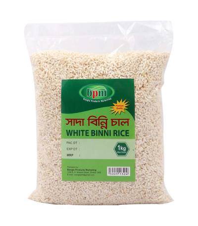 BPM White Binni Rice