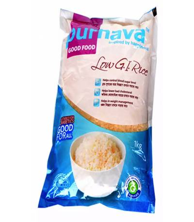 Purnava Rice Low G.I.