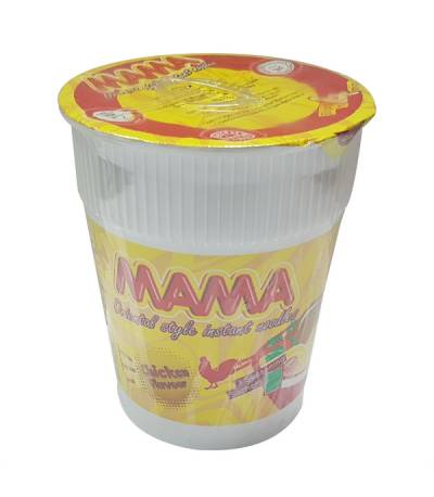 Mama Cup Noodles Chicken