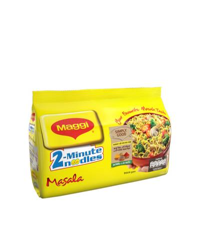 Nestlé MAGGI 2-Minute Noodles Masala 8 Pack