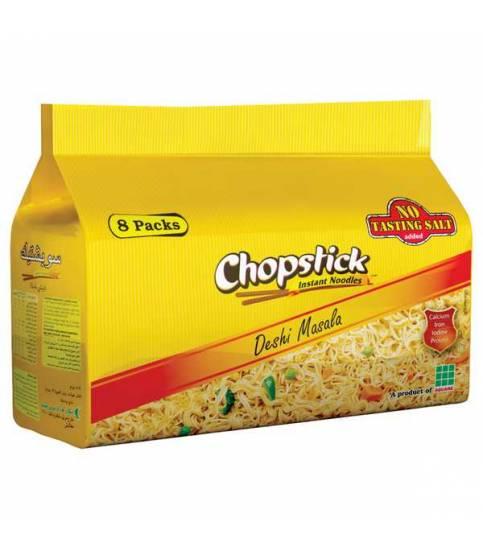 Chopstick Instant Noodles (Yummy masala) - 496 gm