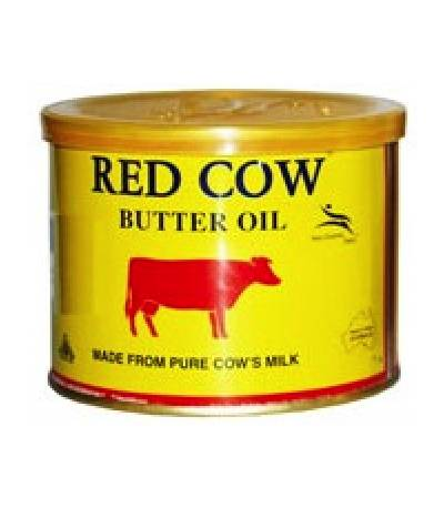 Butter Oil Red Cow
