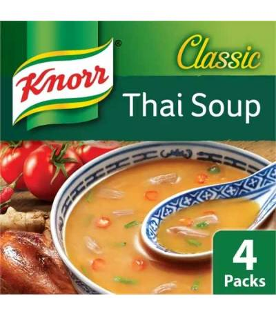 Knorr Thai Soup (28 gm* 4)