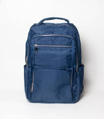 Fortune Blue Color Laptop Backpack V2