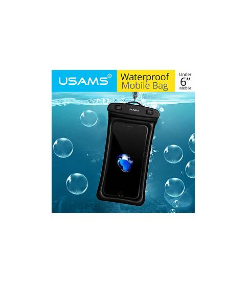 USAMS Waterproof Mobile Phone Bag