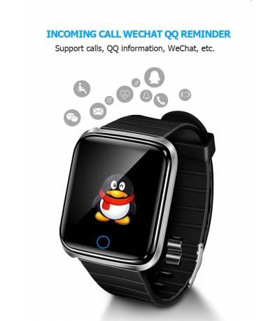 D28 smart watch color screen bracelet fitness tracker