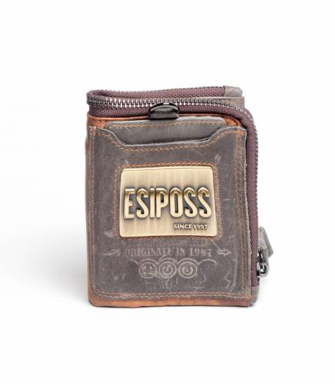 Esiposs Classic Chocolate Wallet