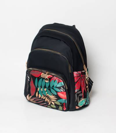 Chibao Multi Color Flower Girls Mini Backpack