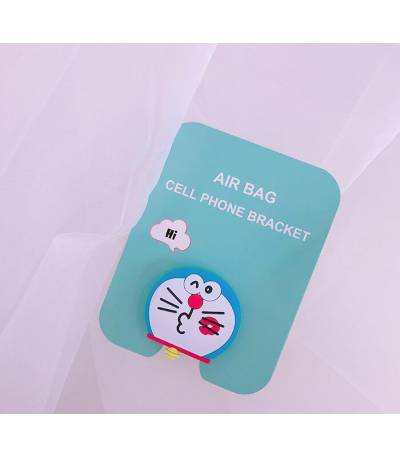 Air Bag Cell Phone Bracket Doraemon Finger Holder