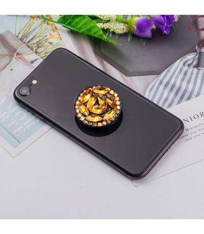 Green Diamond Pop Socket