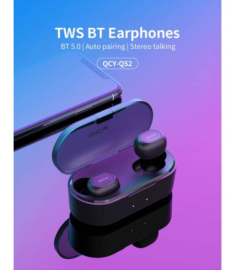 QCY T2S Bluetooth