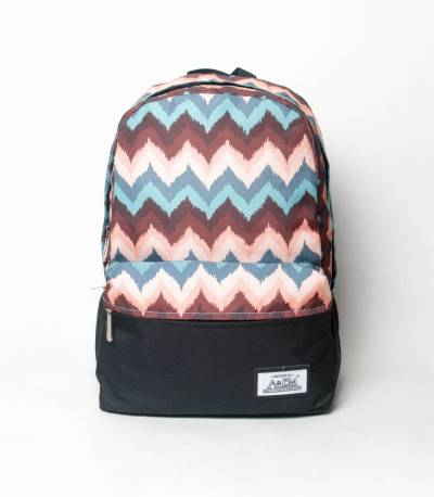 Original A&EM Abstract Design Girls Backpack V3