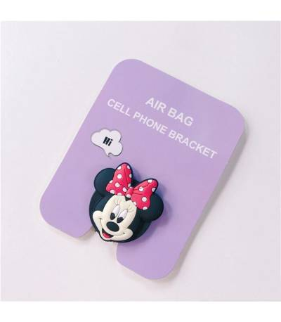 White Cute Cat Pop Socket