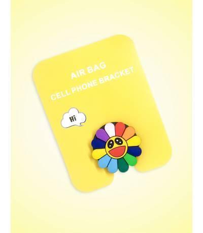 Rainbow Emoji Pop Socket
