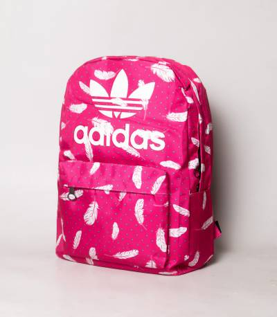 Adidas Feather Pink Color Backpack