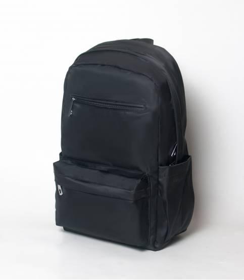 Fortune Black Color Waterproof Backpack