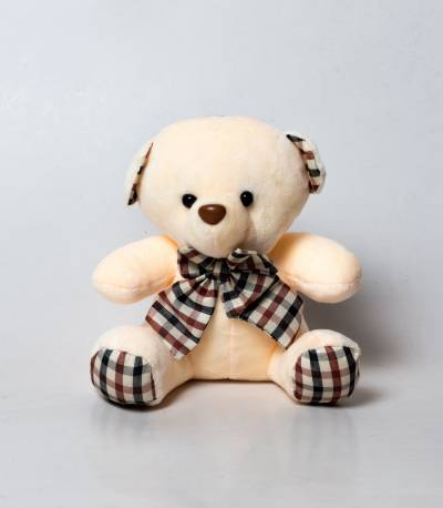 Cute Teady Bear Off -White