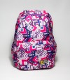 A&EM Abstract Design Backpack
