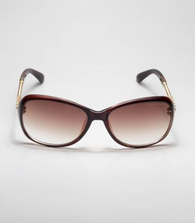 Dolce & Gabbana Brown Ladies Sunglass