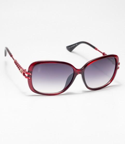 Red & Black shade ladies sunglass