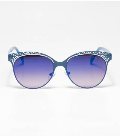 Police designed frame Blue ladies sunglass