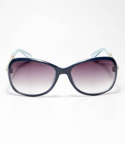 Dolce & Gabbana Blue Ladies Sunglass