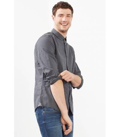 EDC Esprit Ash Check Shirt