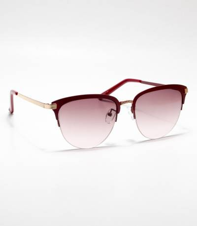 Police Metal Frame Chocolate Ladies Sunglass