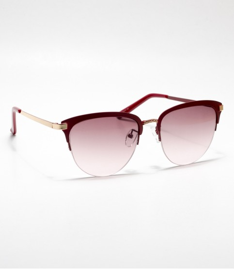 b9552fb680a Police Metal Frame Chocolate Ladies Sunglass