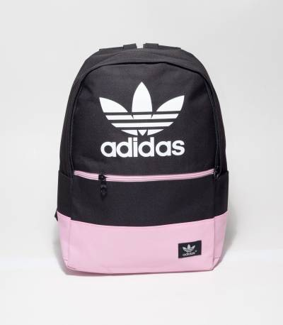 Adidas Black And Pink Color Backpack