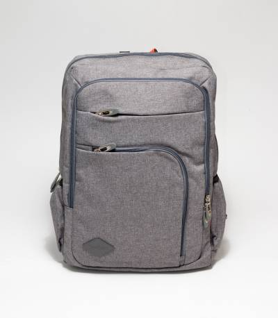 Shaolong Grey Color Backpack