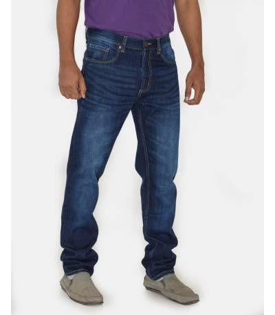 Men's Denim Jeans Pant deep blue