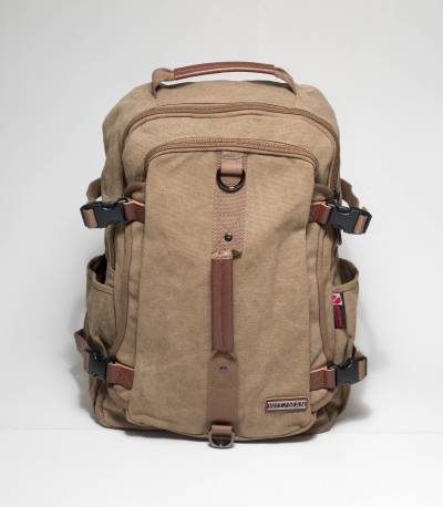 Witzman Light Brown Backpack