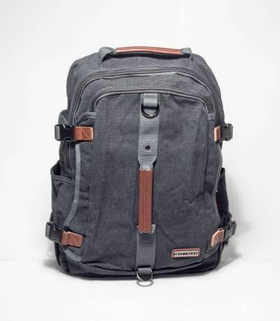 Witzman Black Backpack