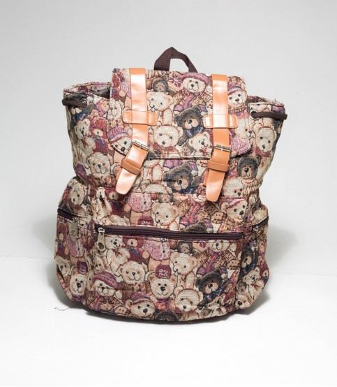 Network Fairy Pink Backpack - V2