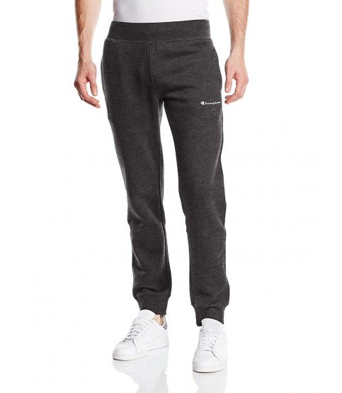 Champion Authentic Men's Gray Melange Jersey Pants