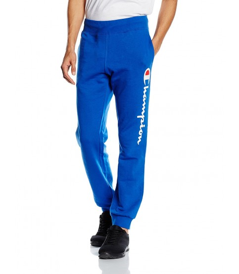 Champion Authentic Men's Olympian Blue Jersey Pants