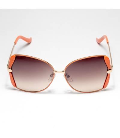 Gucci Leaf Orange Color Sunglass