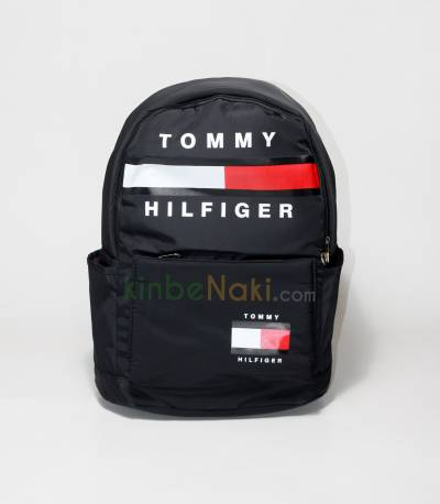Tommy Hilfiger Black Backpack