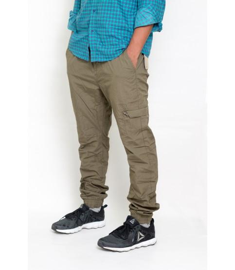 ESPRIT OliveTrousers