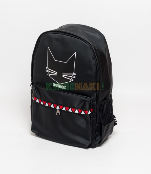DSHAO Cat Black Backpack
