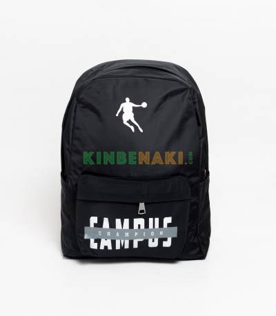 Campus Champion Black Backpack